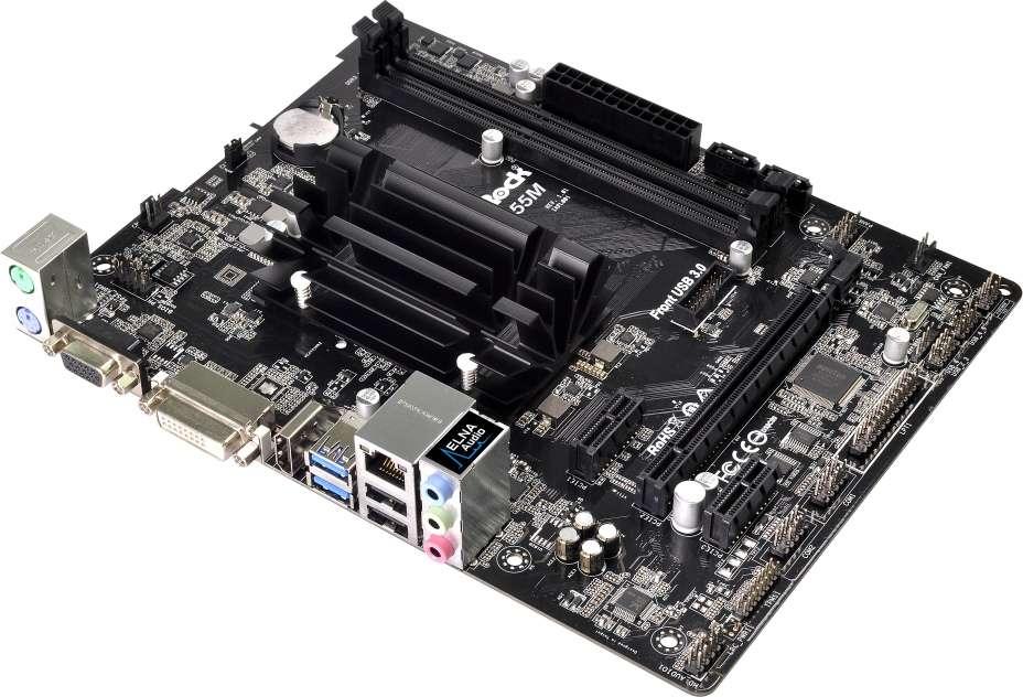 ASROCK J3455M (Intel CPU on Board) (D)