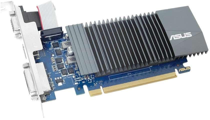 VGA Asus GeForce® GT 710 1GB SL 1GD5