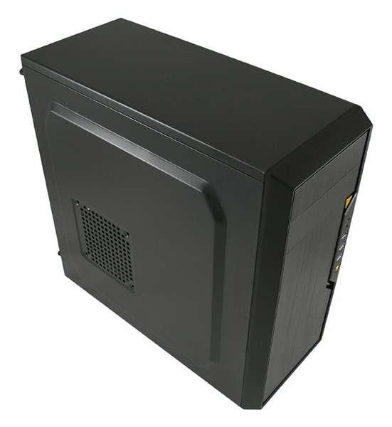 PC- Gehäuse LC Power 7018B - schwarz