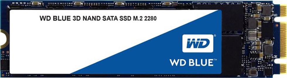 SSD WD Blue 250GB Sata3  M.2  WDS250G2B0B 3D Nand