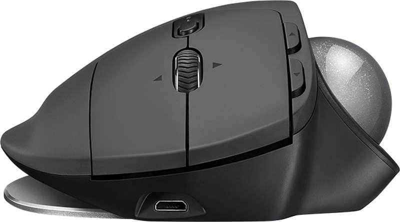 Mouse Logitech MX Ergo GRAPHITE EMEA (910-005179)