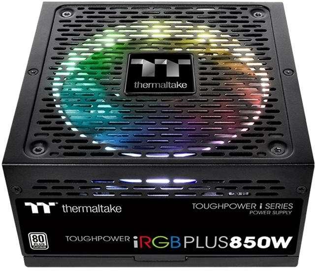 PC- Netzteil Thermaltake Toughpower iRGB Plus 850W 80+ Platinum