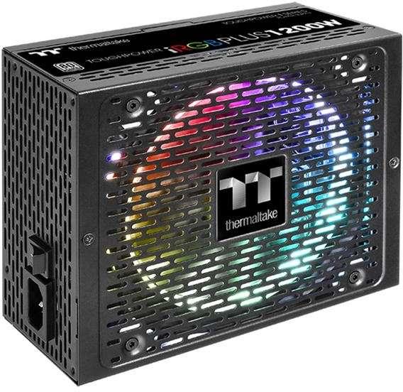 PC- Netzteil Thermaltake Toughpower iRGB Plus 1200W 80+ Platinum