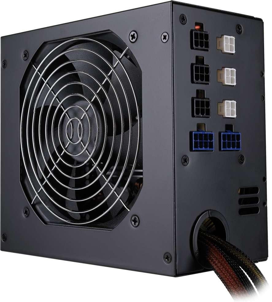 PC- Netzteil Fortron Hyper M 600