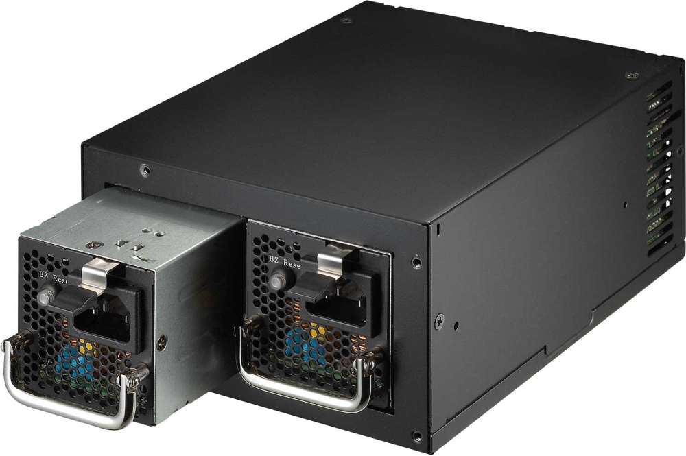 PC- Netzteil Fortron Twins 700 80+ Gold