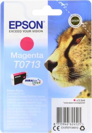 Epson Tinte Gepard magenta C13T07134012