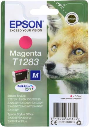 Epson Tinte Fuchs magenta C13T12834012