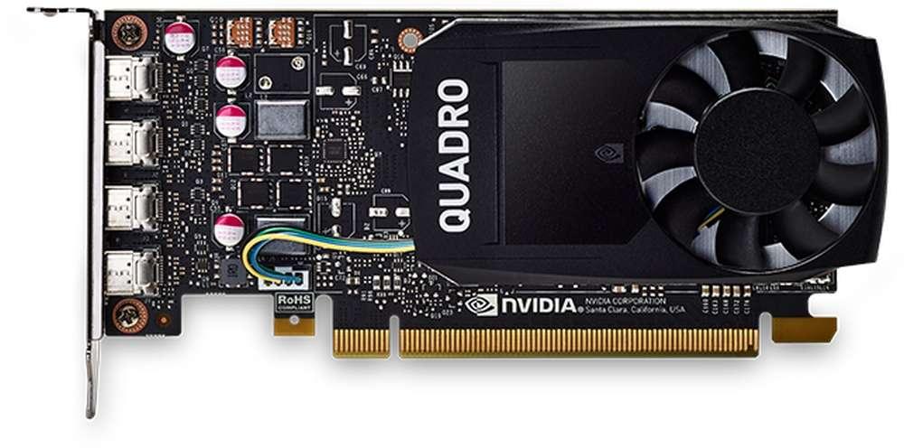 VGA PNY Quadro P1000 4GB DP