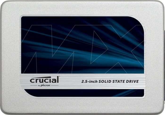 """SSD Crucial 1TB MX500 CT1000MX500SSD1 2,5"""" Sata3"""