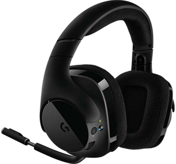 Headset Logitech Gaming G533 (981-000634)