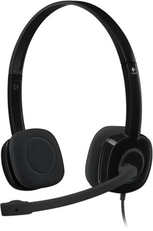 Headset Logitech H151 (981-000589)