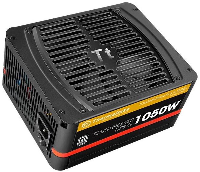 PC- Netzteil Thermaltake Toughpower DPS G 1050W 80+ Platinum