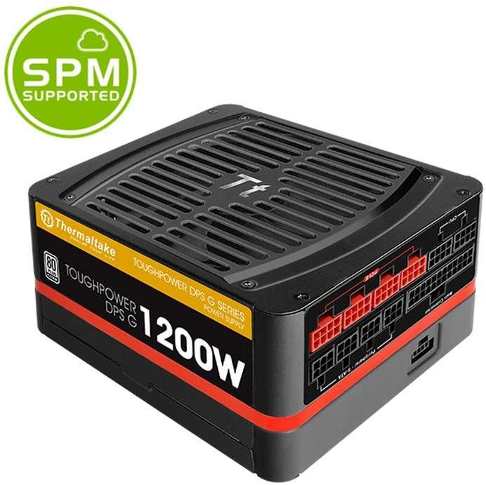 PC- Netzteil Thermaltake Toughpower DPS G 1200W 80+ Platinum
