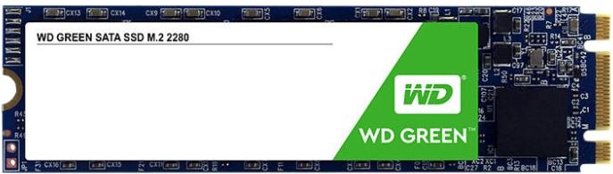 SSD WD Green 120GB Sata3  M.2 WDS120G2G0B