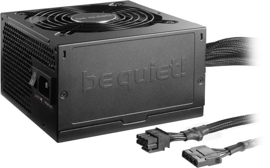 PC- Netzteil Be Quiet System Power 9 500W