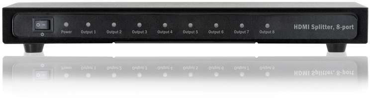 Digitus HDMI Splitter 8-Port DS-43302