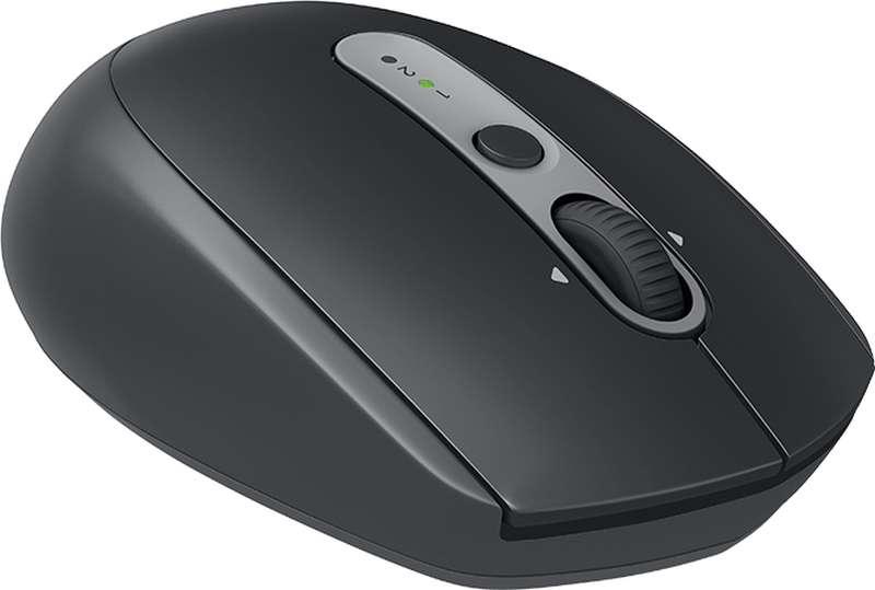 Mouse Logitech M590 schwarz (910-005197)