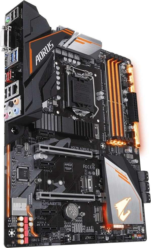 Gigabyte GA-H370-Gaming 3 WIFI AORUS