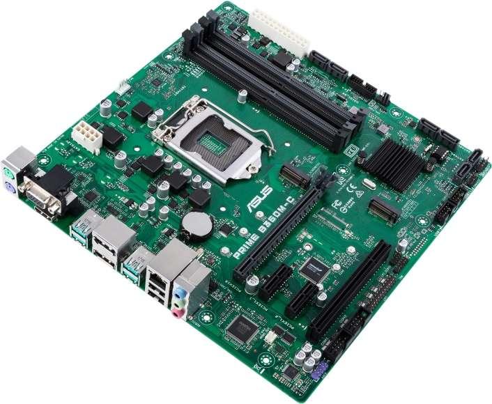 ASUS PRIME B360M-C (D)
