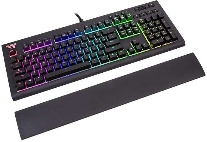 Keyboard Tt eSPORTS TT Premium X1 *Silver Speed Switch*