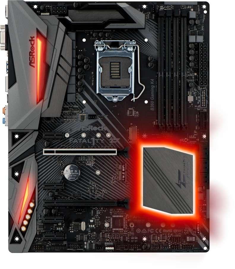 ASROCK B360 Gaming K4 (D)
