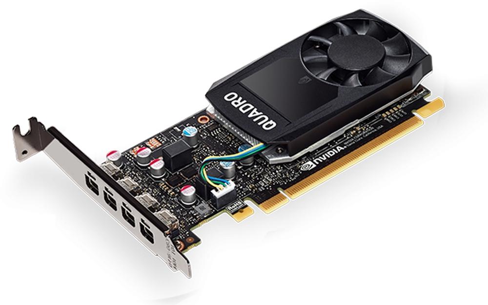 VGA PNY Quadro P620 2GB DVI