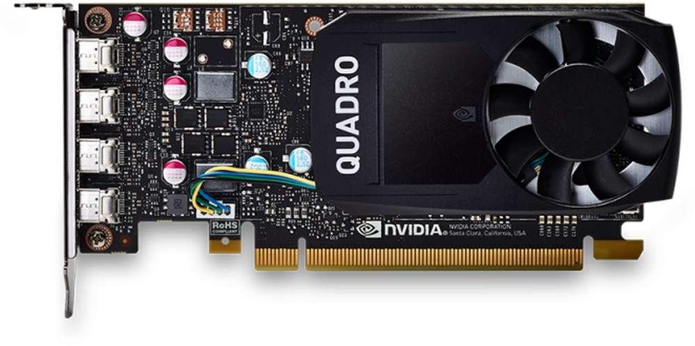 VGA PNY Quadro P620 2GB DP