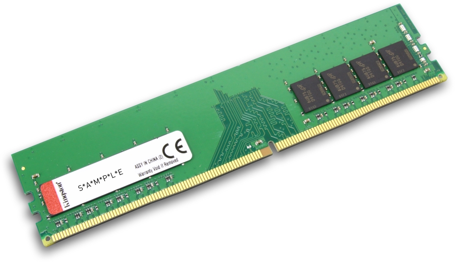 DDR4 8GB PC 2666 Kingston ValueRam KVR26N19S8/8