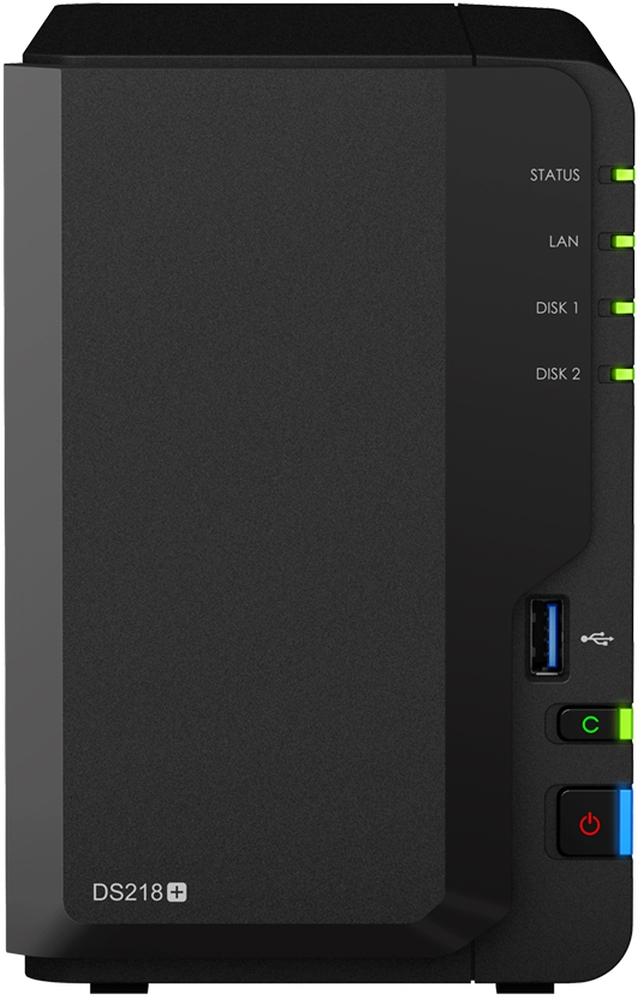 NAS Server Synology DiskStation DS218+