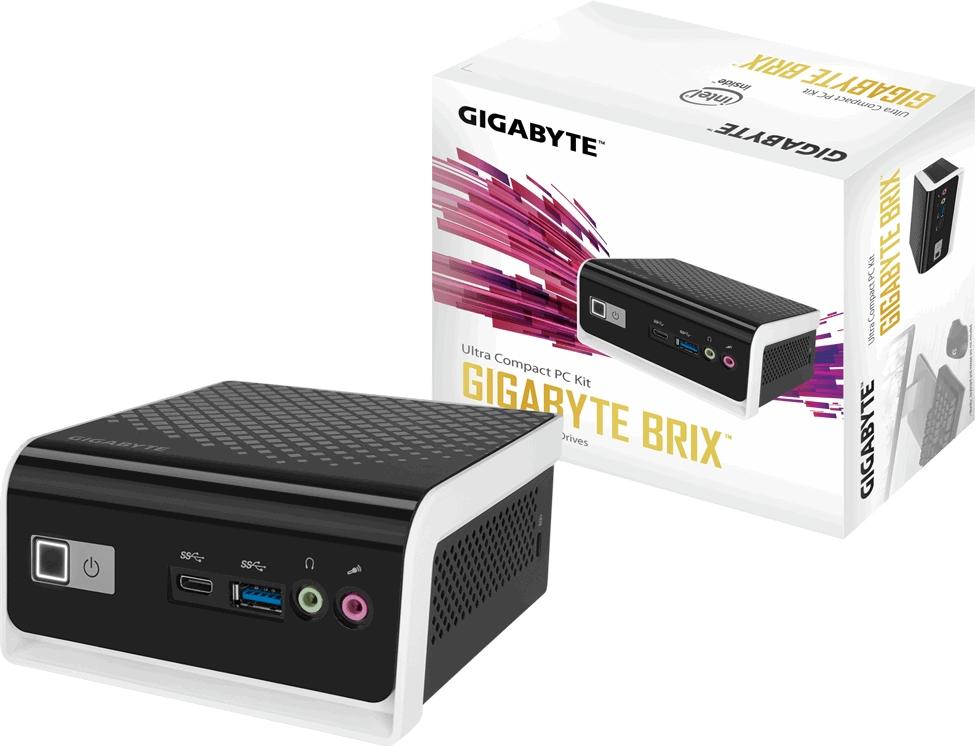 Gigabyte BRIX GB-BLCE-4105C (D)