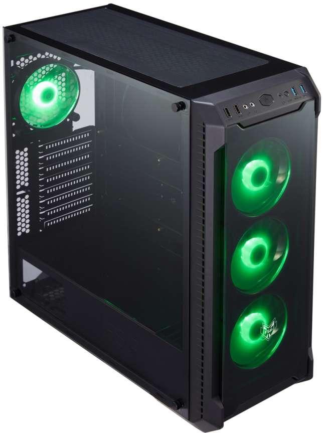 PC- Gehäuse FSP CMT520