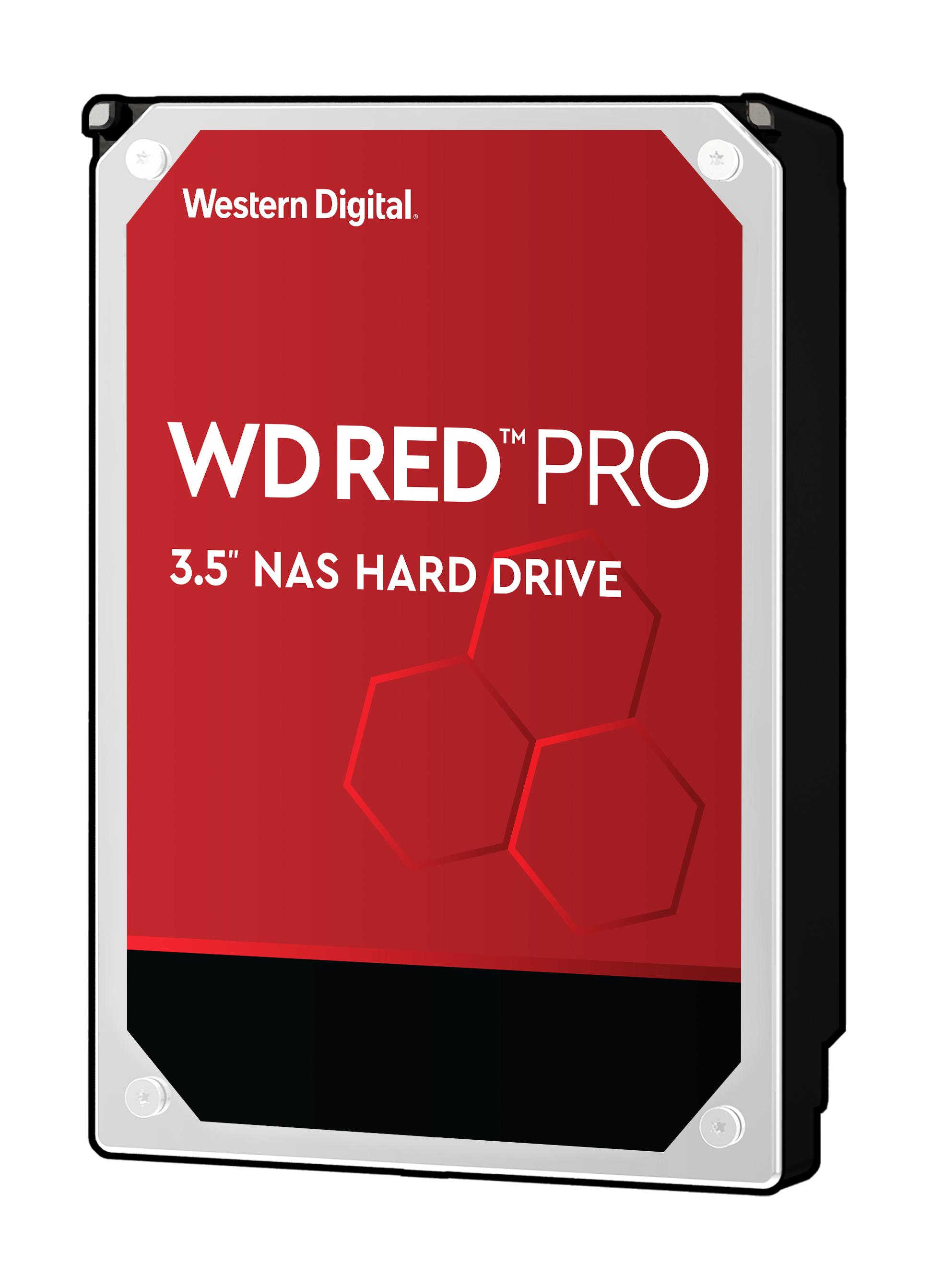 HDD WD Red Pro WD8003FFBX 8TB/8,9/600/72 Sata III 256MB (D)