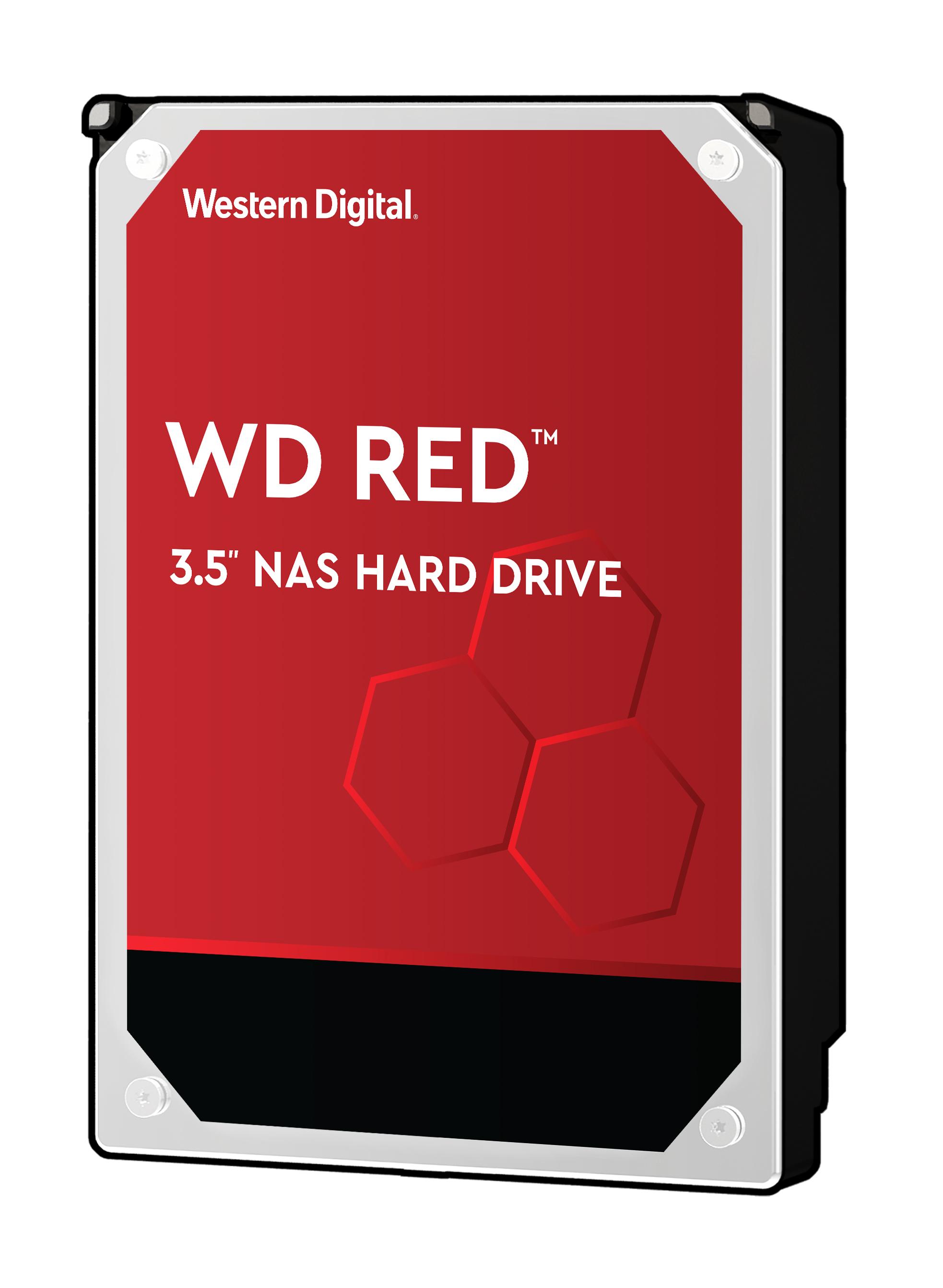 HDD WD Red WD80EFAX 8TB/8,9/600 Sata III 256MB (D)