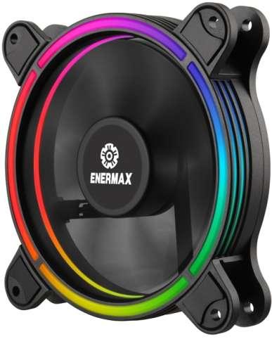 PC- Gehäuselüfter Enermax T.B.RGB 3er Pack UCTBRGB12-BP3