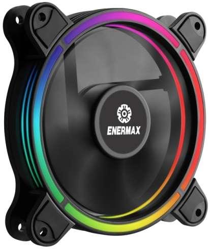 PC- Gehäuselüfter Enermax T.B.RGB 6er Pack UCTBRGB12-BP6