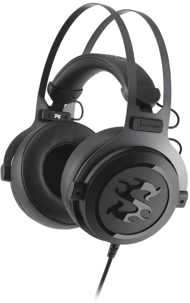 Headset Sharkoon Skiller SGH3
