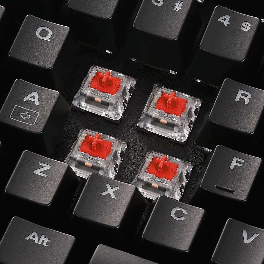 Keyboard Sharkoon Skiller MECH SGK3 Red