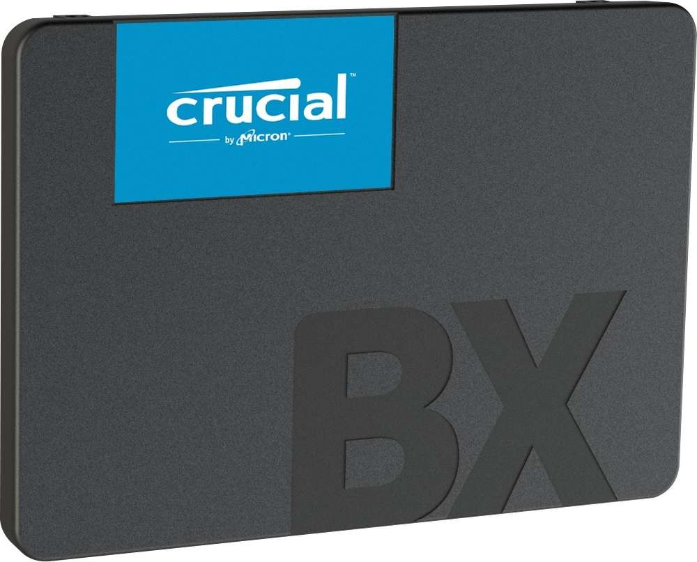 "SSD Crucial 480GB BX500 CT480BX500SSD1 2,5"" Sata3"