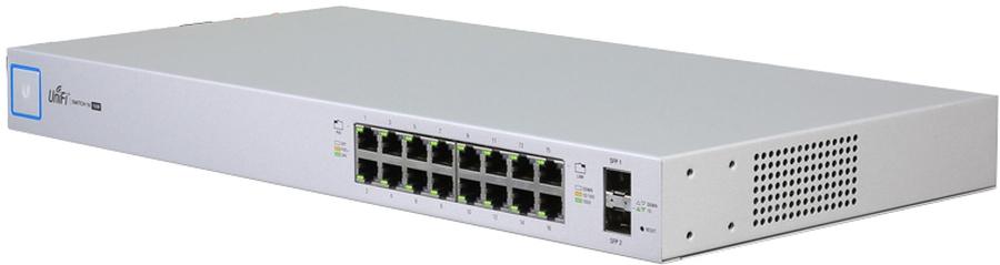 UbiQuiti UniFi Switch 16-Port 10/100/1000 US-16-150W