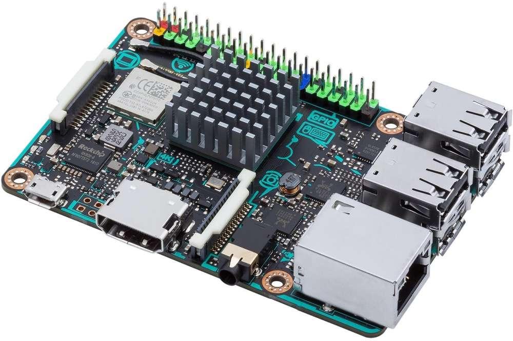 ASUS TINKER BOARD/2GB (ARM Rockchip) (D)