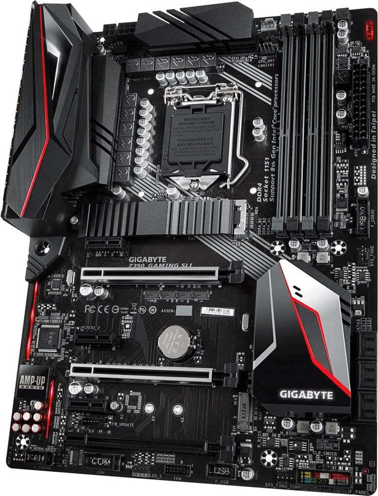 Gigabyte GA-Z390-GAMING-SLI (REV 1.0) (1151v2) (D)