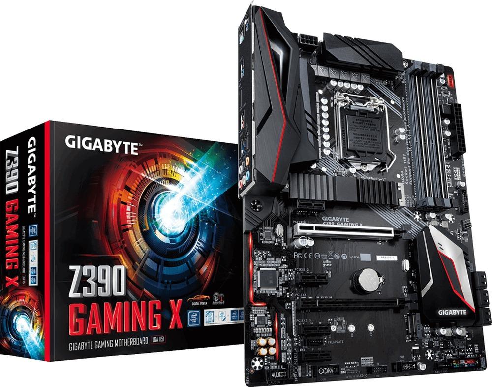 Gigabyte GA-Z390-GAMING-X (REV 1.0) (1151v2) (D)