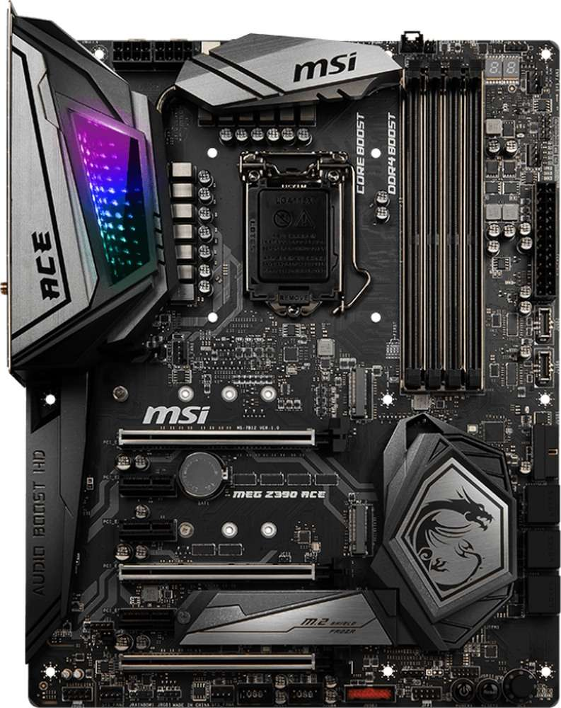 MSI MEG Z390 ACE (1151-v2) (D)