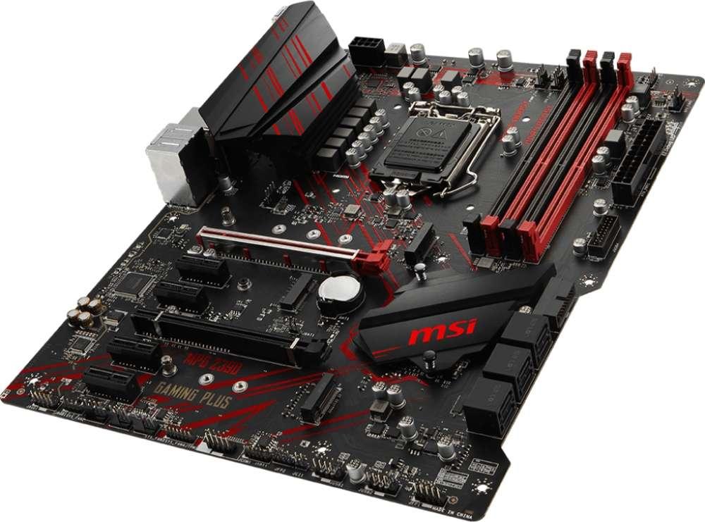 MSI MPG Z390 GAMING PLUS (1151-v2) (D)