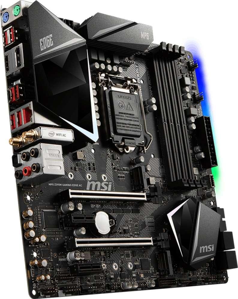 MSI MPG Z390M GAMING EDGE AC (1151-v2) (D)