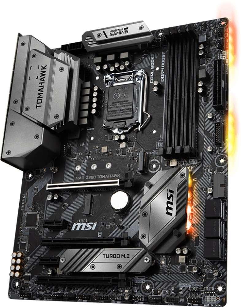 MSI MAG Z390 TOMAHAWK (1151-v2) (D)