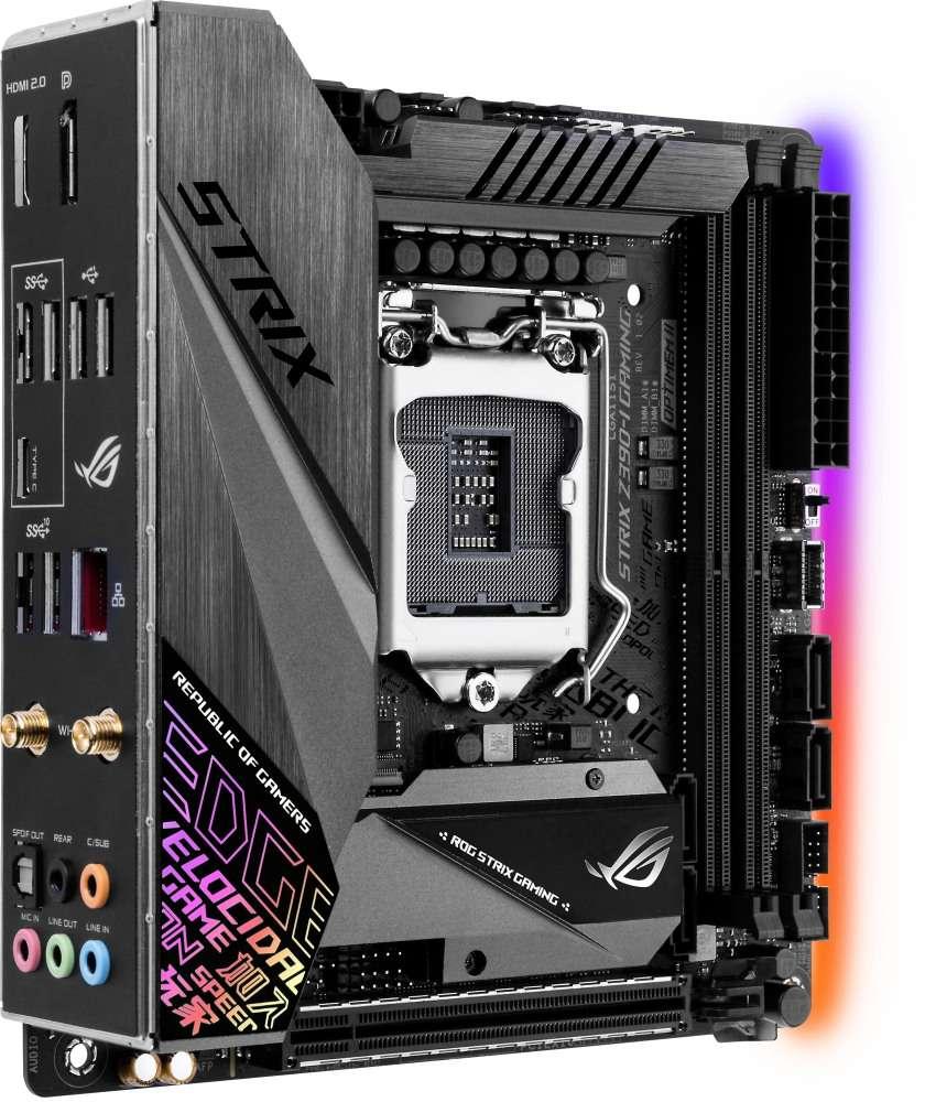 ASUS ROG STRIX Z390-I GAMING (1151-V2) (D)