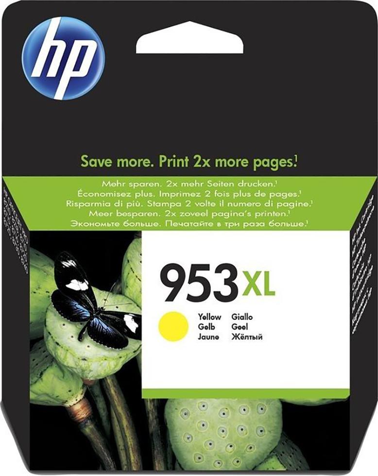 HP Tinte 953 XL gelb - F6U18AE