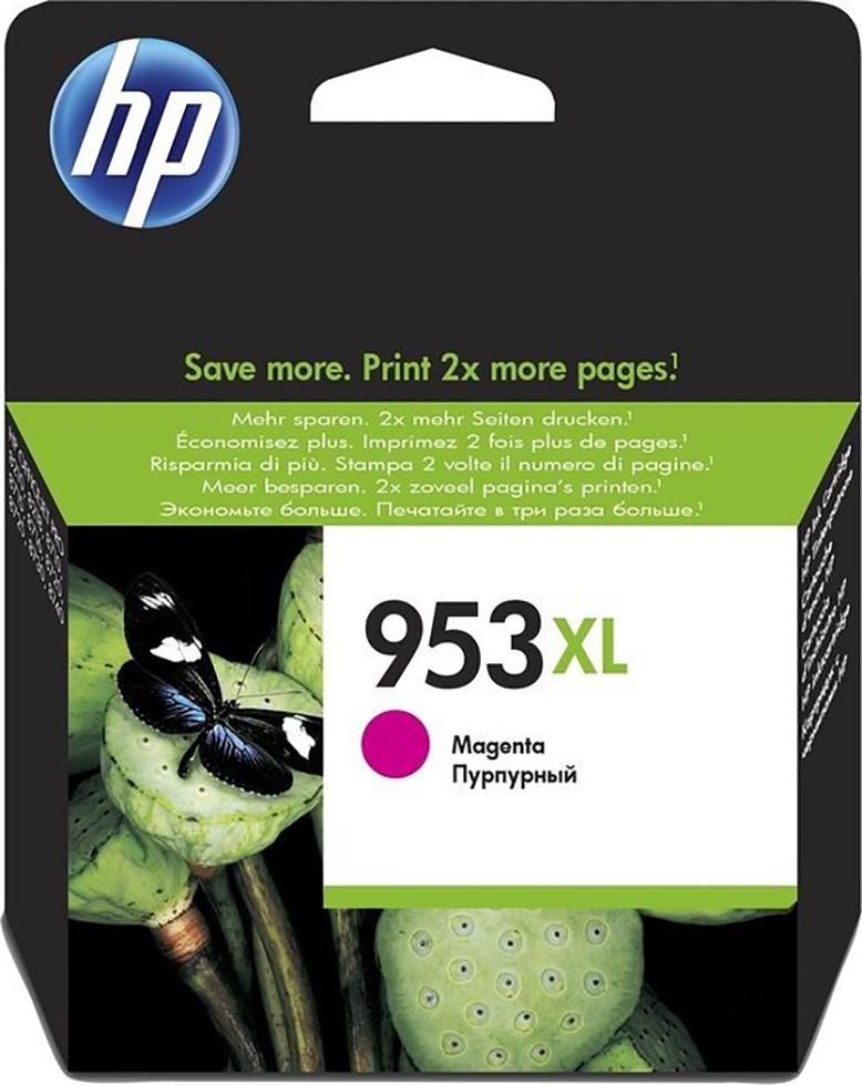 HP Tinte 953 XL magenta - F6U17AE
