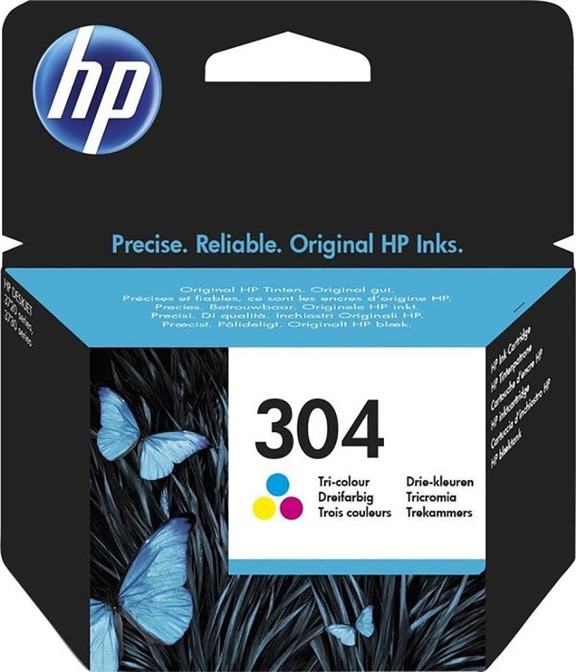 HP Tinte 304 color N9K05AE
